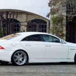 GNosis GS5 on Mercedes CLS
