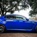 GNosis GS5 on Lexus ISF