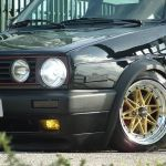 Equip 03 on VW Golf