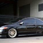 Meister M1R on Honda Civic
