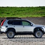 WORK Wheels Crag BJS on Nissan Terrano Off Road
